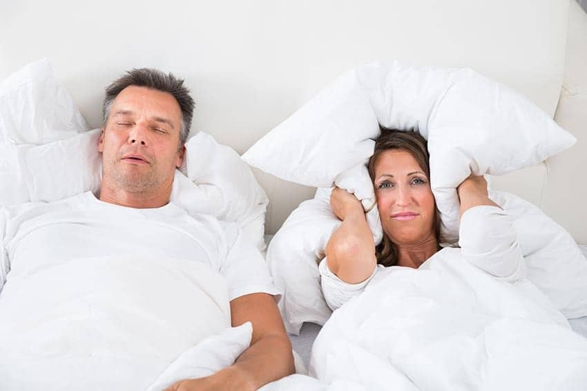 Snoring Treatment in Rochester, NY